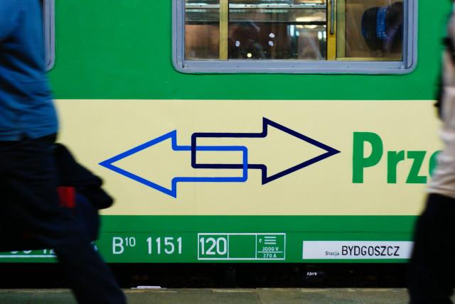 Historia z pociągu
